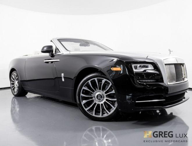 2018 Rolls Royce Dawn Convertible #0