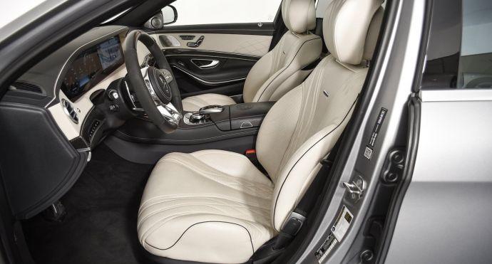 2018 Mercedes Benz S Class AMG S 63 #1
