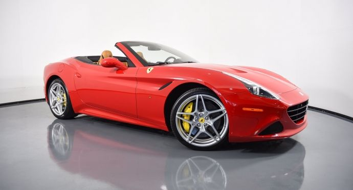 2015 Ferrari California T #0