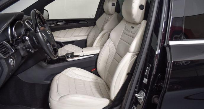 2015 Mercedes Benz GL Class GL 63 AMG #1