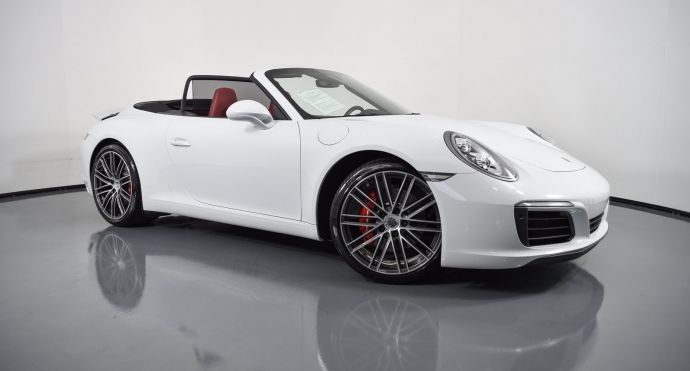 2018 Porsche 911 Carrera S #0