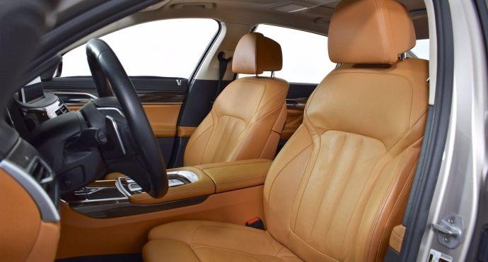 2016 BMW 7 Series 740i #1