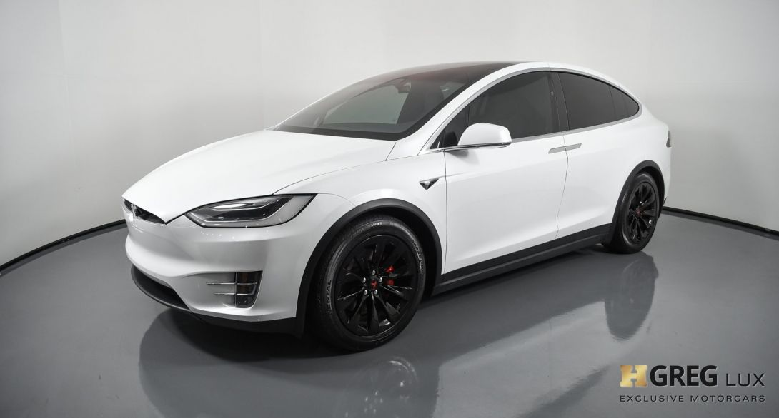 Used 2016 Tesla Model X Hgreglux Com