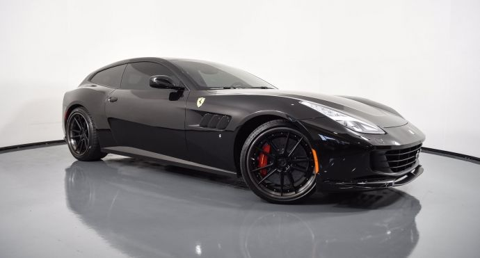 2018 Ferrari GTC4Lusso V12 #0