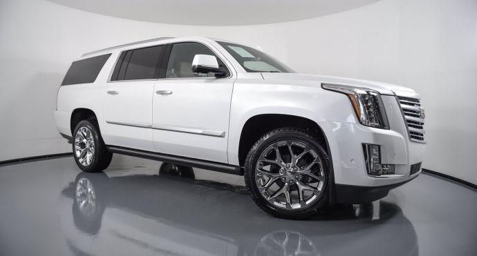 2020 Cadillac Escalade ESV Platinum #0