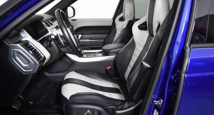 2016 Land Rover Range Rover Sport V8 SVR #1