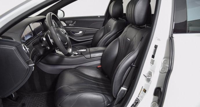 2015 Mercedes Benz S Class S 63 AMG #1