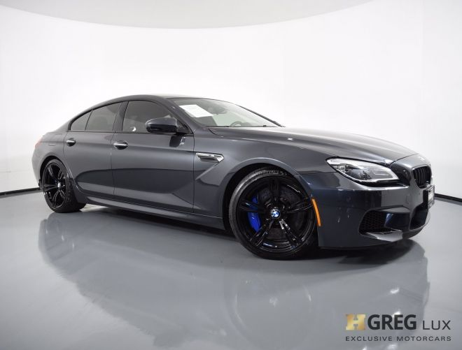 2016 BMW M6 Gran Coupe #0