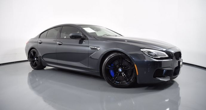 2016 BMW M6 Gran Coupe #0