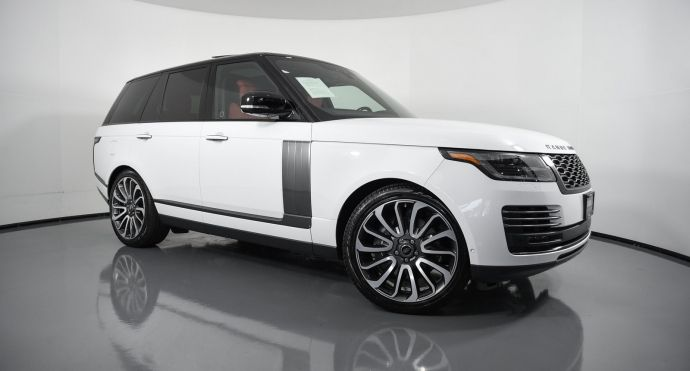 2020 Land Rover Range Rover Autobiography #0