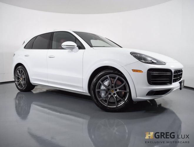 2019 Porsche Cayenne Turbo #0