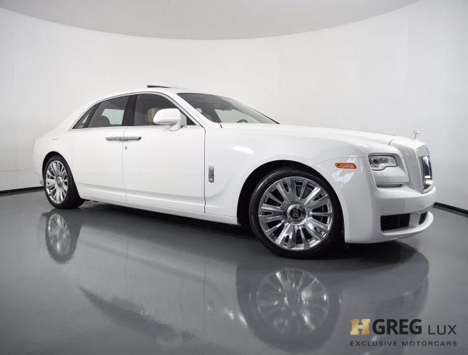 2018 Rolls Royce Ghost  #0