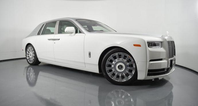 2019 Rolls Royce Phantom  #0