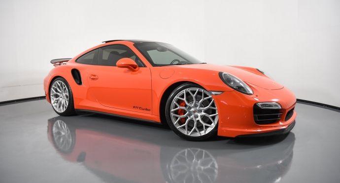 2016 Porsche 911 Turbo #0