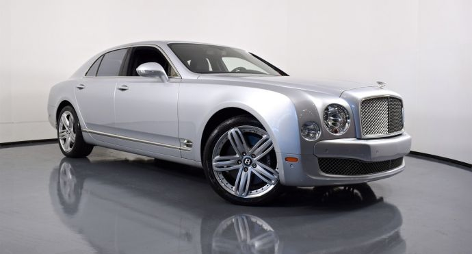 2011 Bentley Mulsanne Base #0