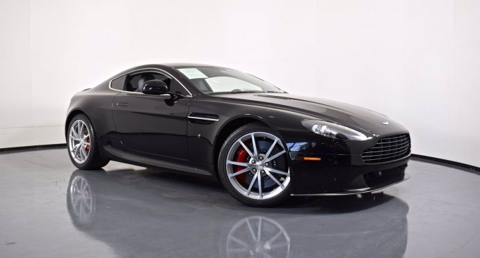 2014 Aston Martin V8 Vantage Base #0