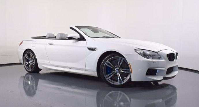 2013 BMW M6 Base #0