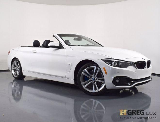 2018 BMW 4 Series 430i #0