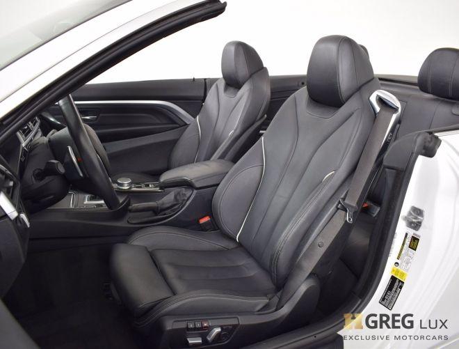 2018 BMW 4 Series 430i #1