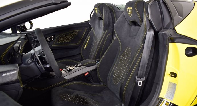 2018 Lamborghini Huracan Performante Spyder Conv. #1