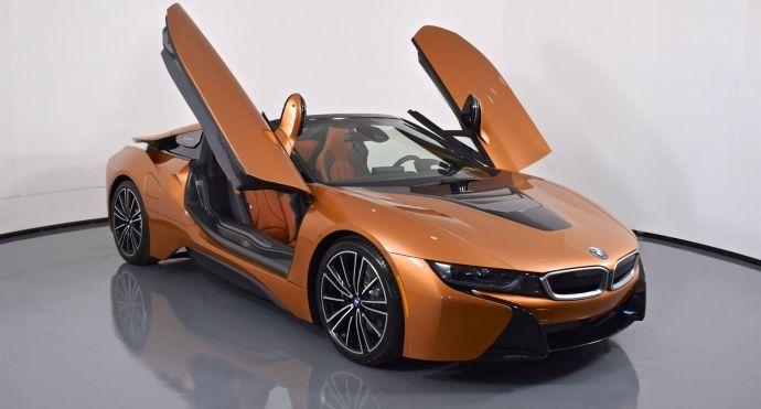 2019 BMW i8 Convertible #0