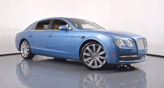 2016 Bentley Flying Spur W12 #0