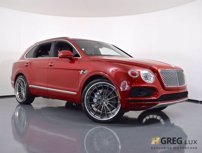 2018 Bentley Bentayga W12 #0
