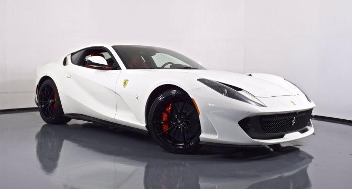 2019 Ferrari 812 Superfast  #0
