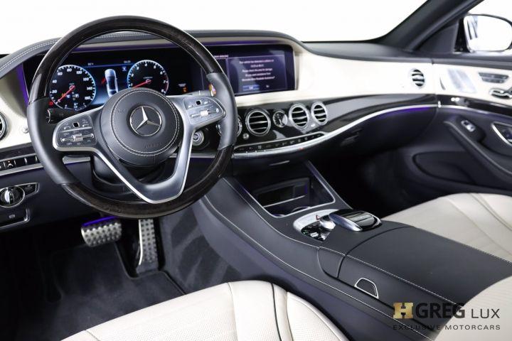 2020 Mercedes Benz S Class S 560 #1