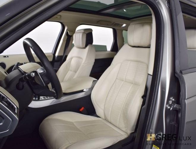 2018 Land Rover Range Rover Sport Autobiography #1