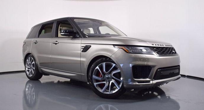 2018 Land Rover Range Rover Sport Autobiography #0