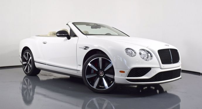 2016 Bentley Continental GT V8 S #0