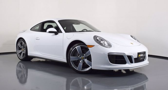 2018 Porsche 911 Carrera 4 #0