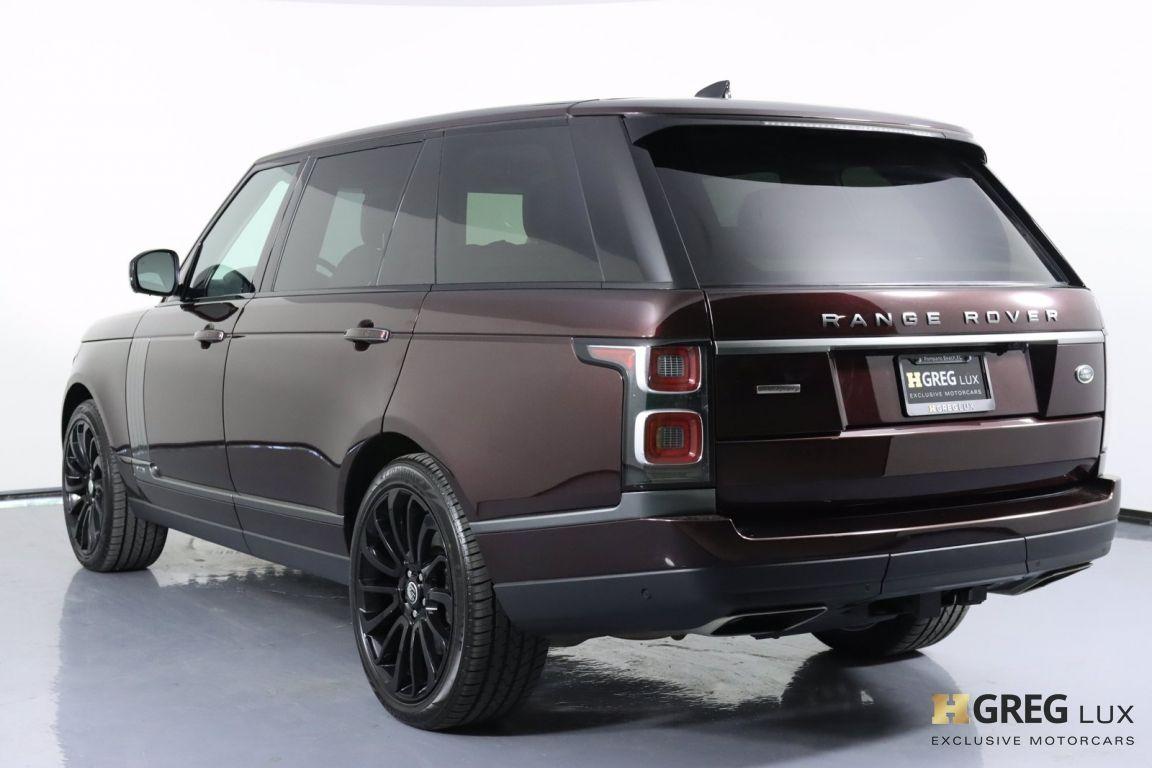 2019 Land Rover Range Rover Autobiography #24