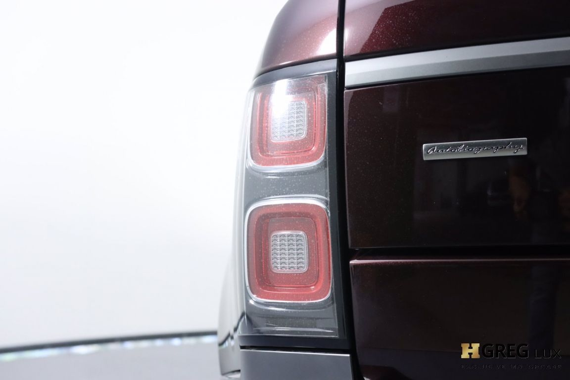 2019 Land Rover Range Rover Autobiography #19