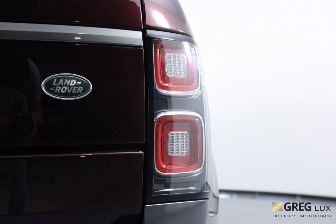 2019 Land Rover Range Rover Autobiography #20