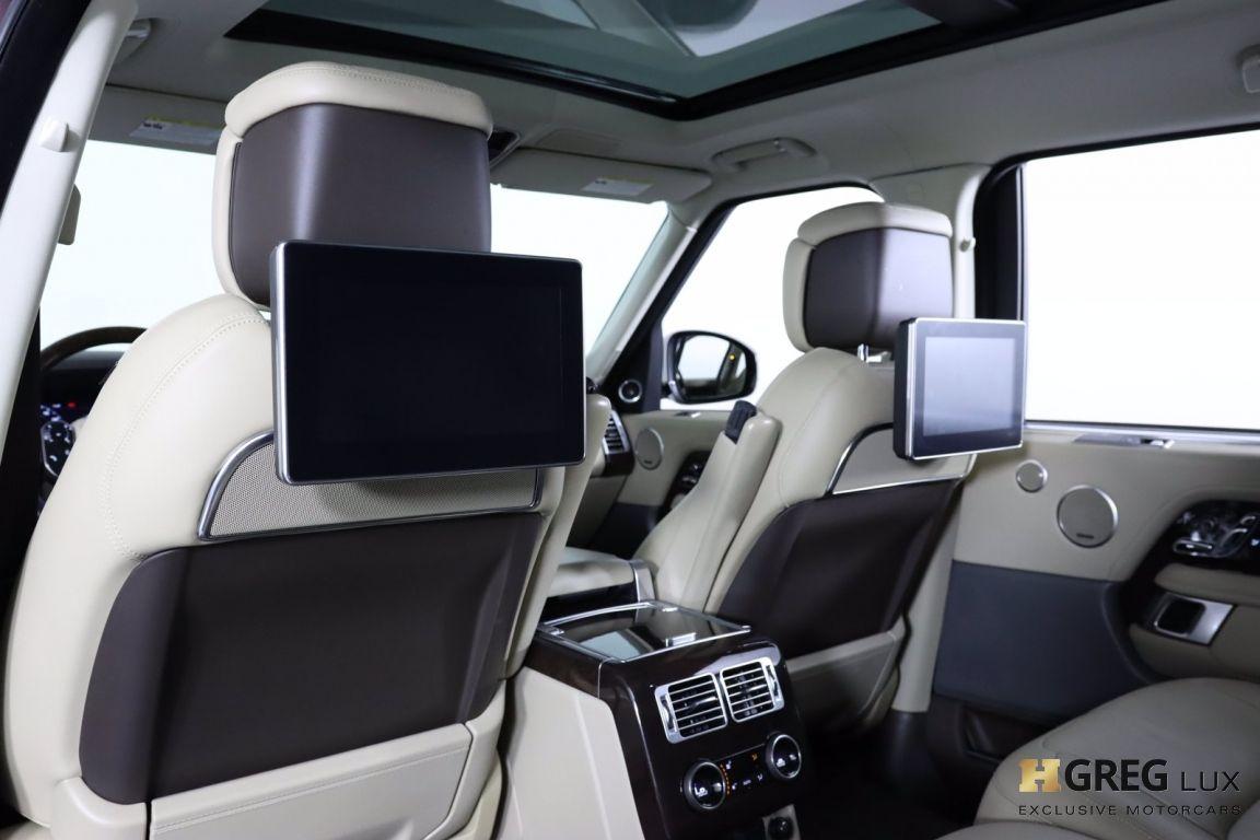 2019 Land Rover Range Rover Autobiography #63