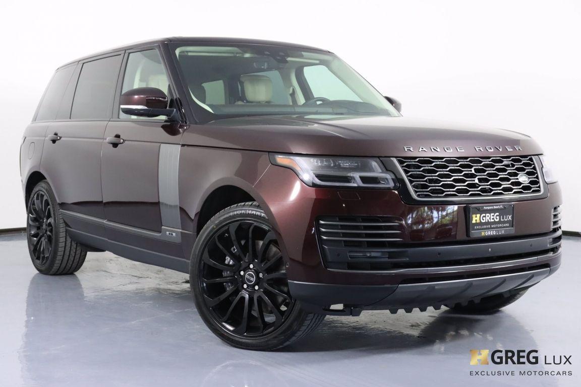 2019 Land Rover Range Rover Autobiography #32