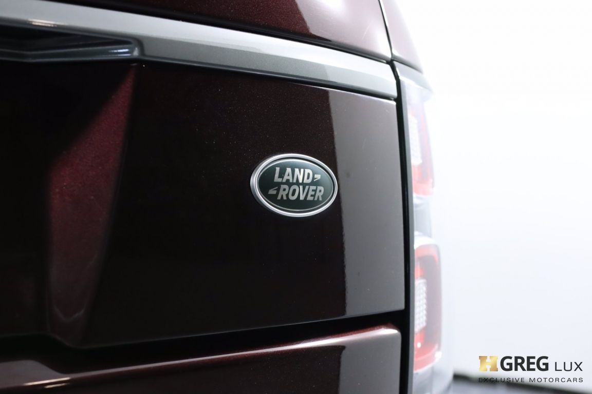2019 Land Rover Range Rover Autobiography #21