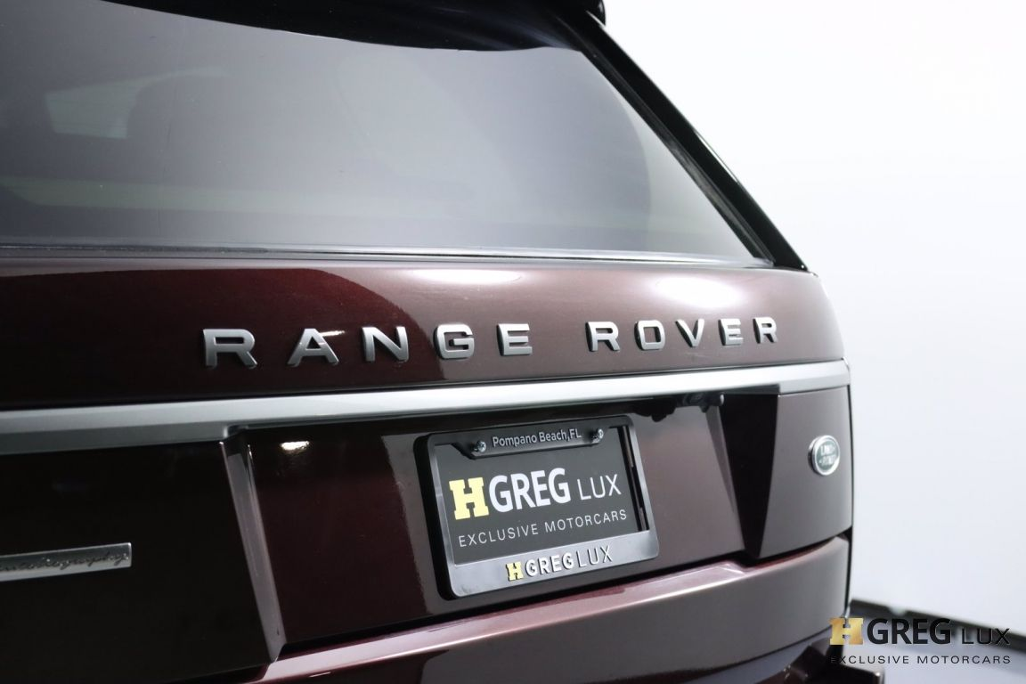 2019 Land Rover Range Rover Autobiography #23