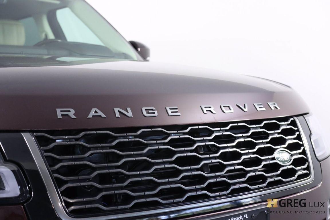 2019 Land Rover Range Rover Autobiography #6