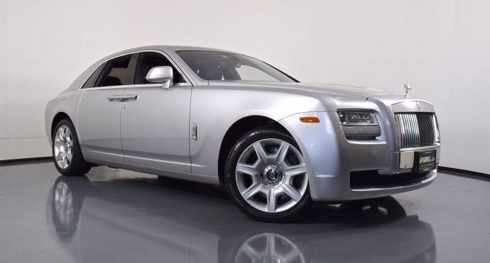 2014 Rolls Royce Ghost Base #0