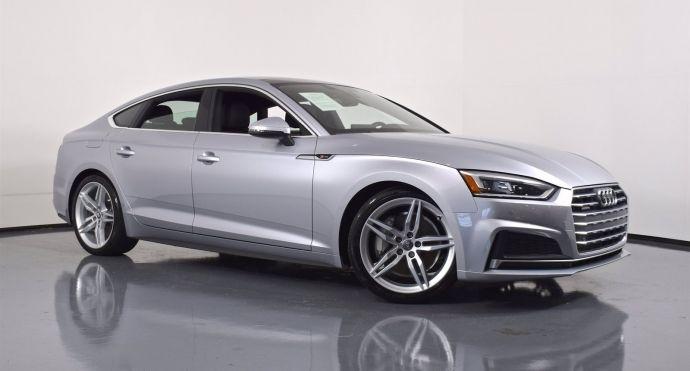 2018 Audi A5 Sportback Premium Plus #0