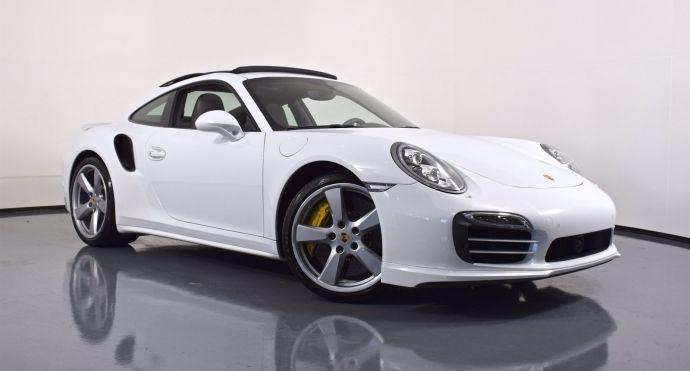 2015 Porsche 911 Turbo S #0