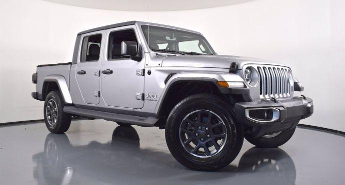 2020 Jeep Gladiator Overland #0