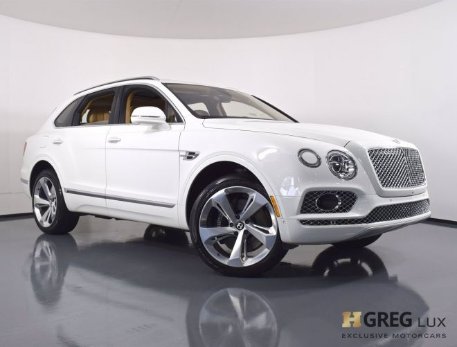 2017 Bentley Bentayga W12 #0
