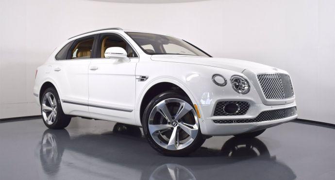 2017 Bentley Bentayga W12 #0