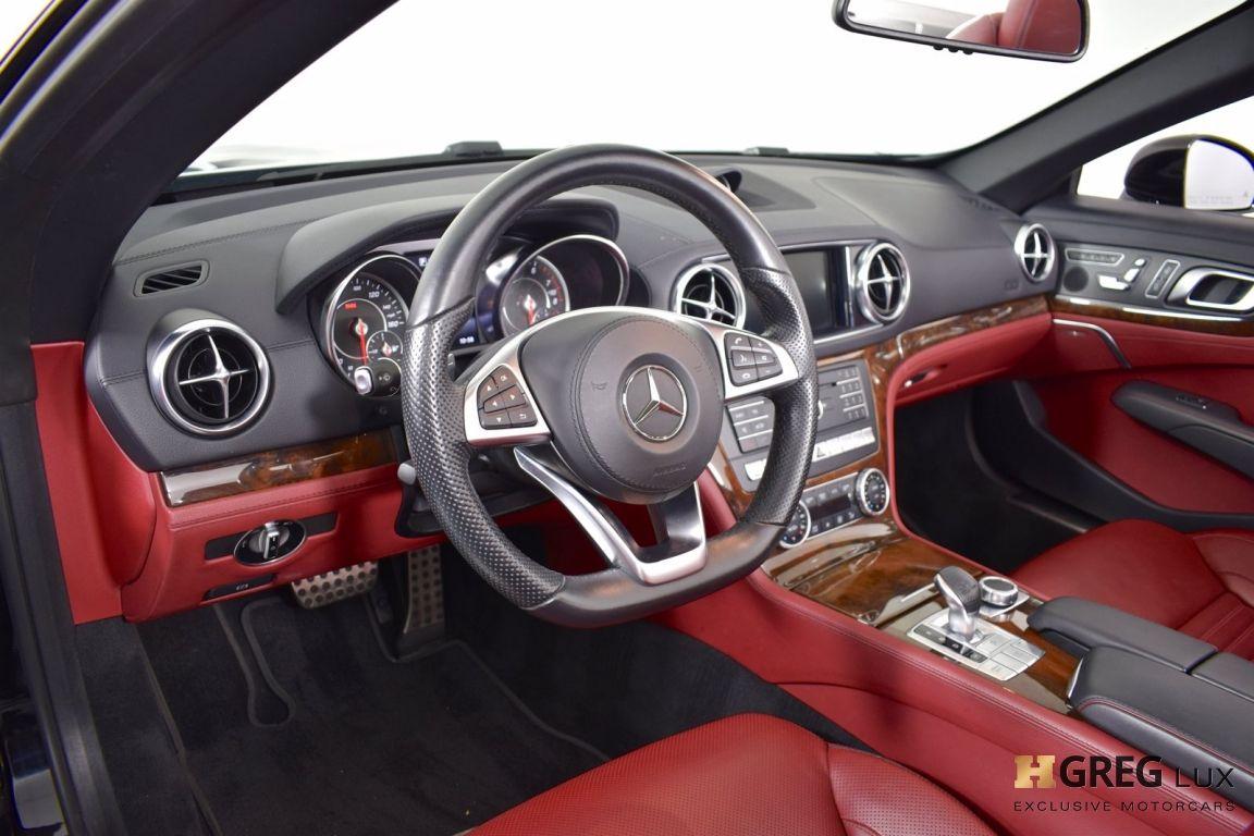 2017 Mercedes Benz SL SL 450 #17