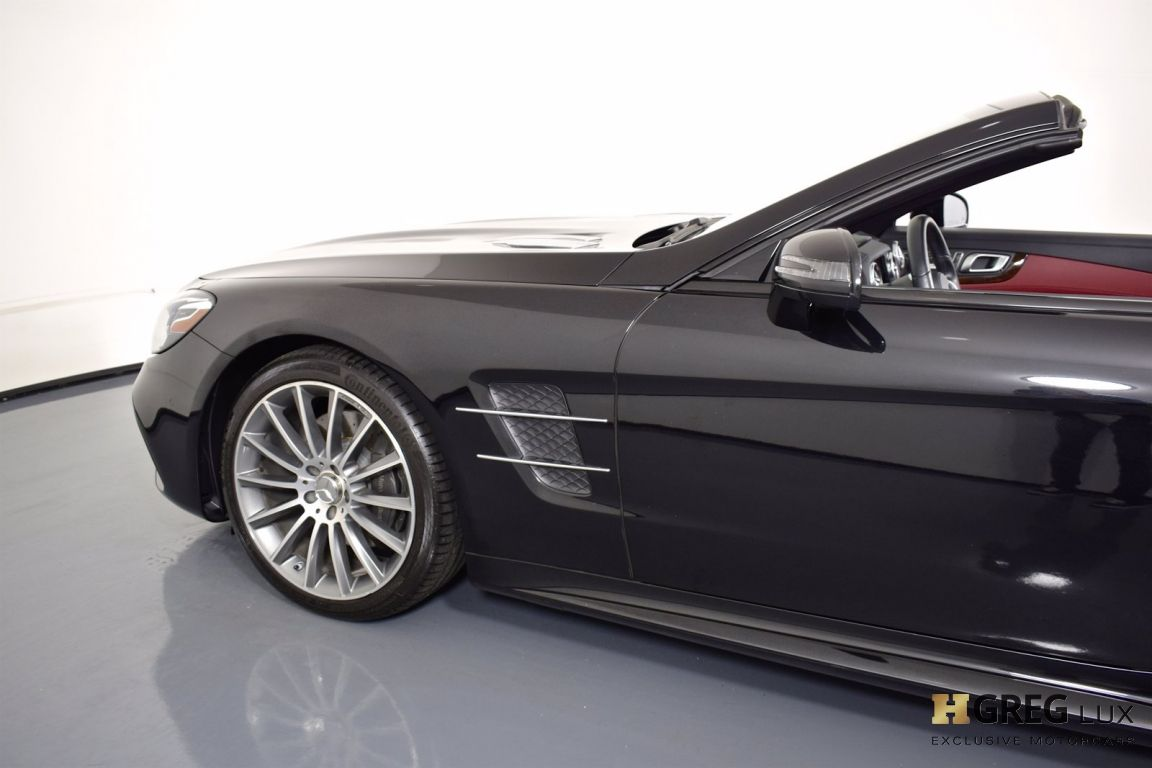 2017 Mercedes Benz SL SL 450 #11