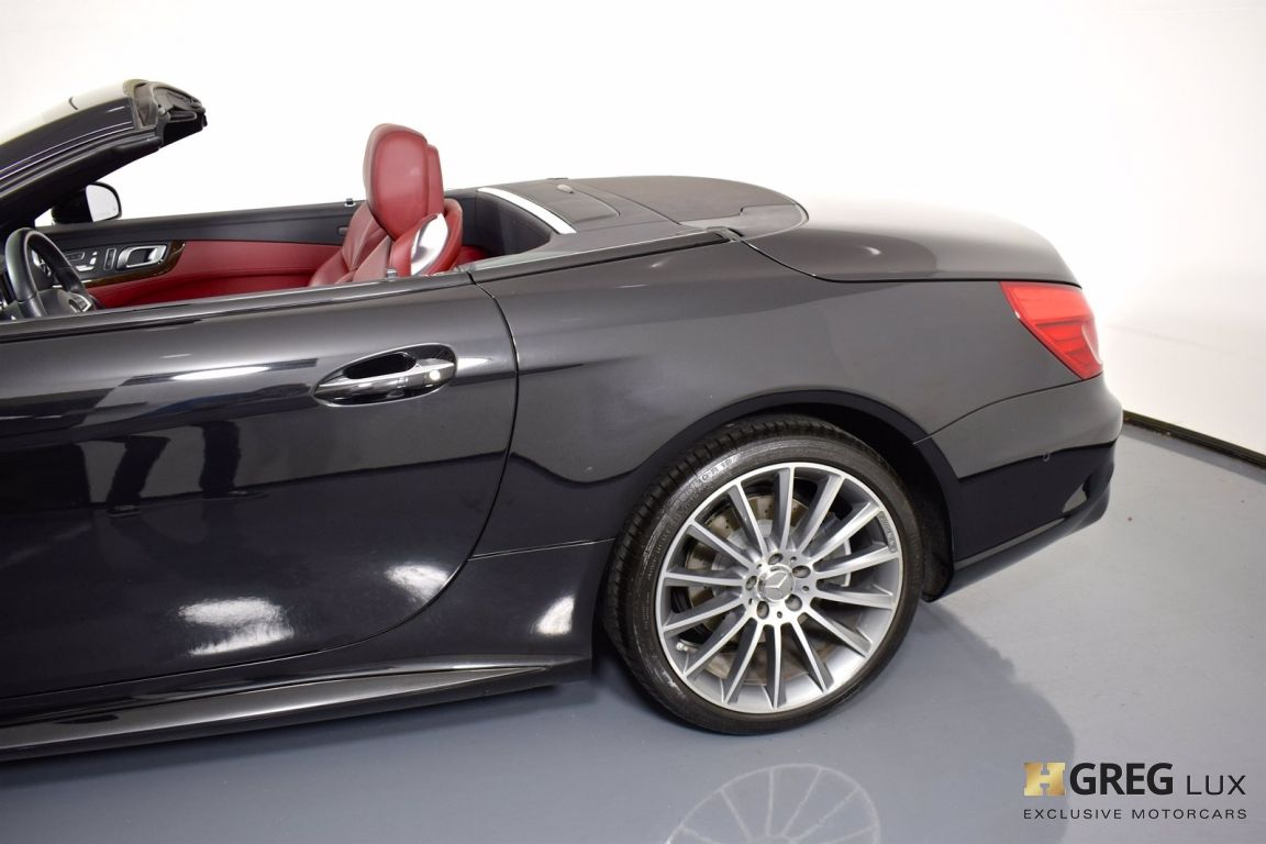 2017 Mercedes Benz SL SL 450 #12